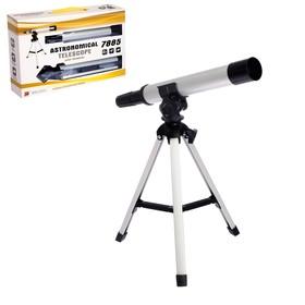 Астрономический телескоп «Мир вокруг» с регулируемым штативом