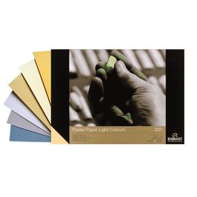 Альбом пастель А4, 210 х 297 мм, Royal Talens Rembrandt, 30 листов на склейке, 160 г/м², светлые тона