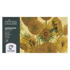 Акварель худ набор в кюветах 12цв Royal Talens Van Gogh National Gallery, м/к