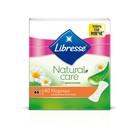 Ежедневные прокладки Libresse Natural Care Normal, 40 шт