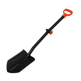 Лопата автомобильная, складной черенок, с ручкой, «Копанец-Авто» Ош