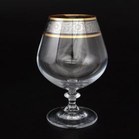 Набор бокалов для бренди «Анжела», 400 мл, 6 шт.