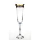 Набор бокалов для шампанского «Анжела», 190 мл, 6 шт