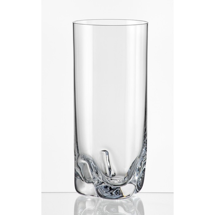 Набор стаканов для воды «Барлайн Трио», 300 мл, 6 шт