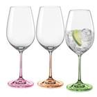 Набор бокалов для вина «Виола», 550 мл, 6 шт