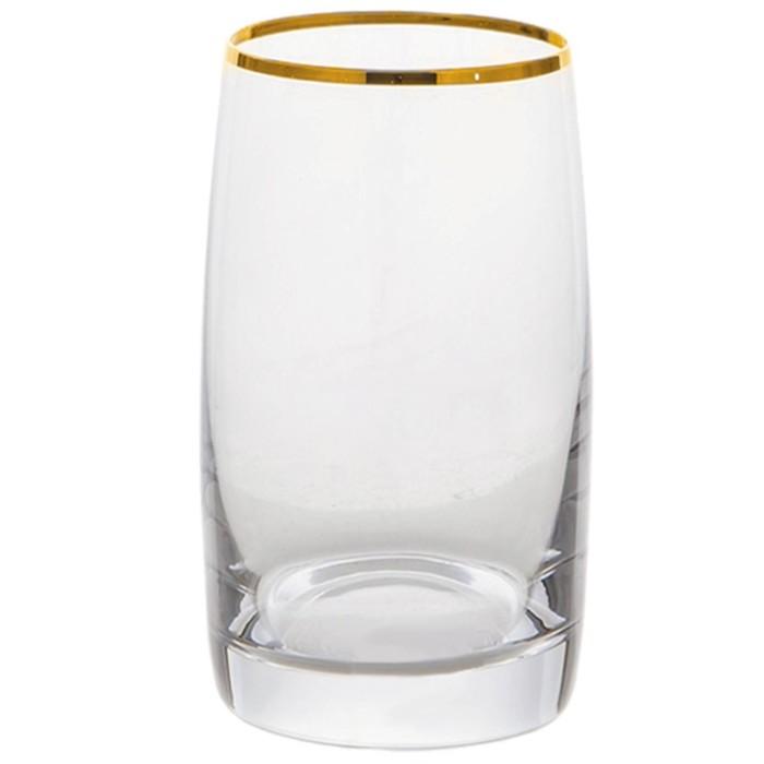 Набор стаканов для воды «Идеал», 380 мл, 6 шт