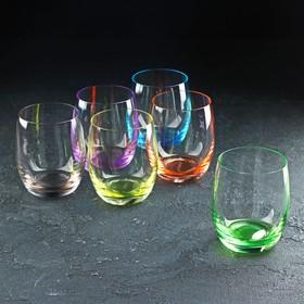 Набор стаканов для воды «Клаб», 300 мл, 6 шт