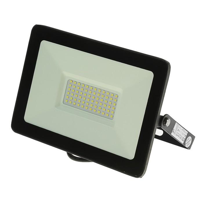Прожектор светодиодный LLT СДО-5-70 PRO, 70 Вт, 230 В, 6500К, 5600Лм, IP65