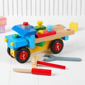 Конструктор «Собери автомобиль»