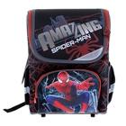 Ранец стандарт раскладной Disney Spiderman 36*26*17 EVA-спинкой, для мальчика
