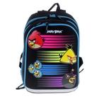 Рюкзак каркасный Angry Birds Super bag 36*28*20, эргономичная спинка, для мальчика