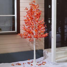 """Дерево светодиодное """"Клён красный"""", 1,8 м, 350 LED, 220 В, КРАСНЫЙ"""