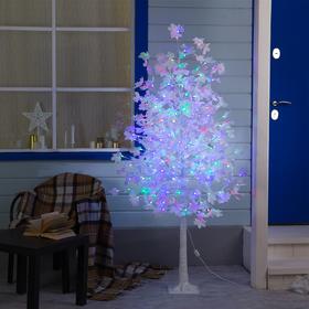 """Дерево светодиодное 1.8 м, """"Клён белый"""", 350LED, 220V, RGB"""