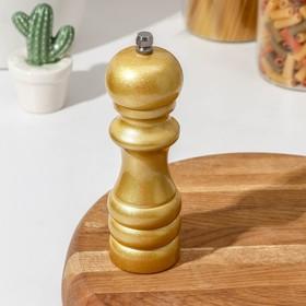 {{photo.Alt || photo.Description || 'Мельница «Голд», 16,5×5 см, керамический механизм, цвет золотой'}}