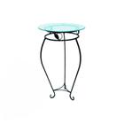 Стол 351-72 (стекло) d 41 см