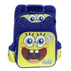 Рюкзак школьный эргономичная спинка Sponge Bob ортопедический, спинка укреплена EVA