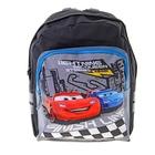 Рюкзак школьный Disney Cars 34*27,5*10 см
