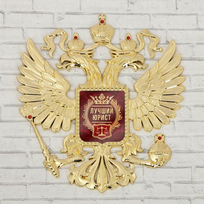 """Герб настенный """"Лучший юрист"""""""