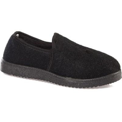 Туфли суконные 183-01 черные мужские (45 (292 мм))