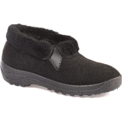 Туфли суконные 682-01 черные женские (36 (232 мм))