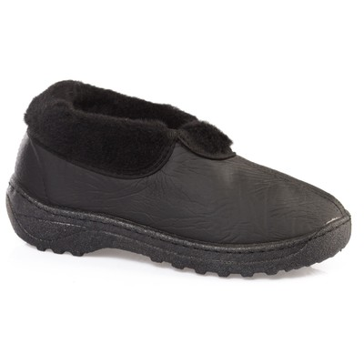Shoes cloth 682-04 women's faux leather (36 (232 mm))