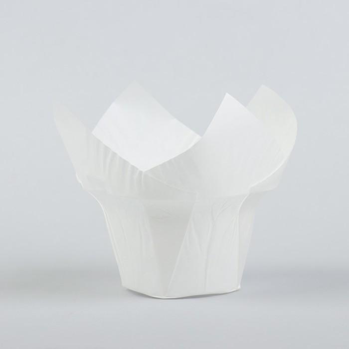 """Форма для выпечки """"Тюльпан"""", 5 х 8,5 см - фото 308014199"""