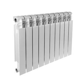 Радиатор биметаллический REMSAN EXPERT РБС, 500 × 100, 10 секций Ош
