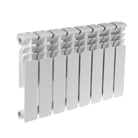 Радиатор биметаллический REMSAN Master BM, 350 × 80, 8 секций Ош