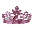 "Crown ""Princess"", pink color"