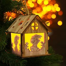 Декор с подсветкой «Милый цыплёнок»