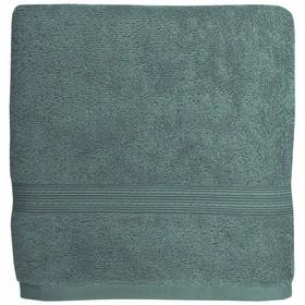 Полотенце Classic, размер 30 × 50 см, сине-зелёный