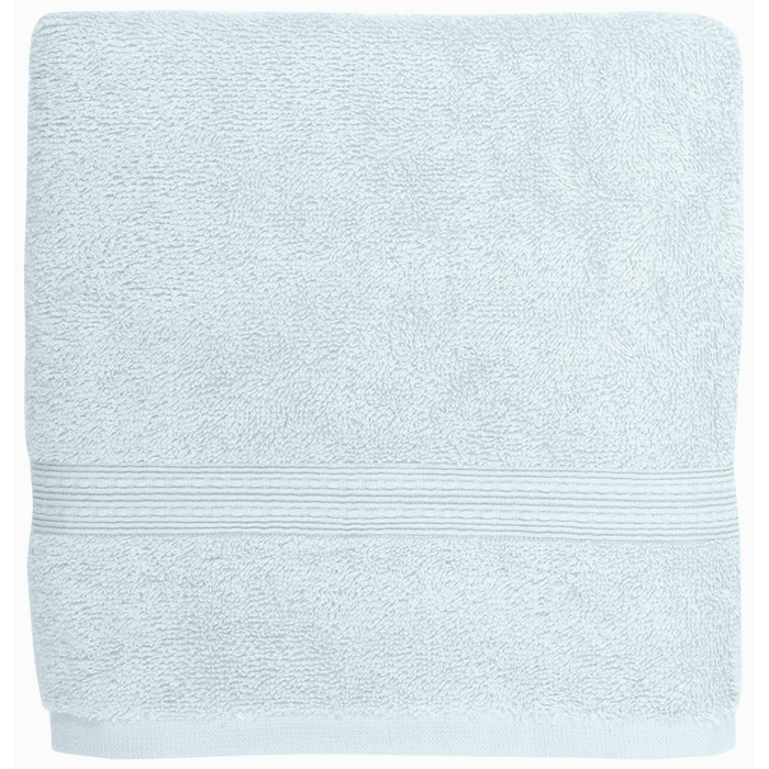 Полотенце Classic, размер 50 × 90 см, голубой