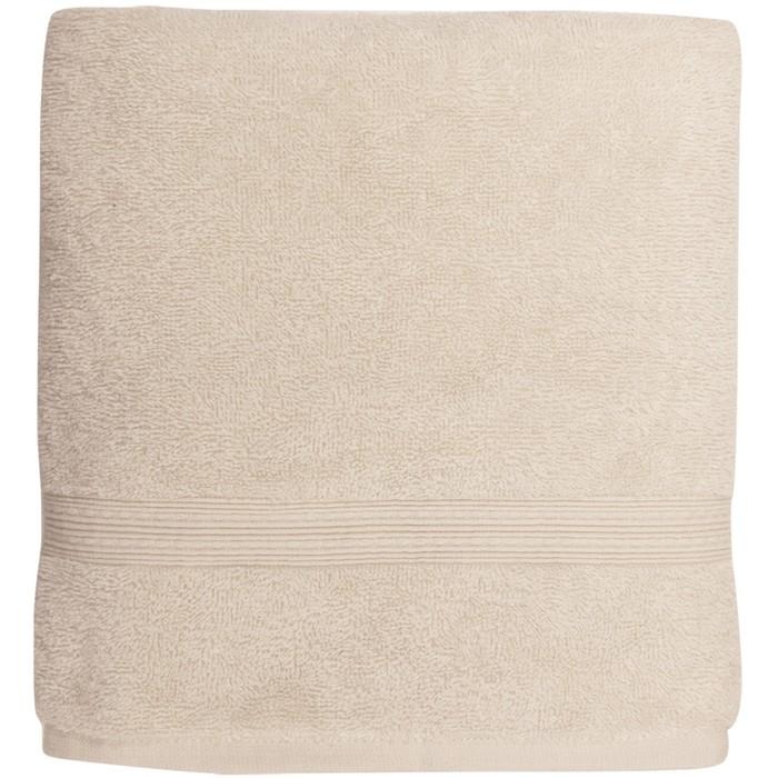 Полотенце Classic, размер 70 × 140 см, бежевый