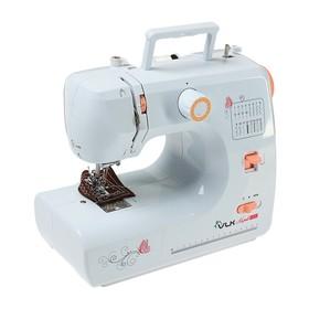 Швейная машина VLK Napoli 1600, 16 операций, полуавтомат, белая