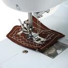 Швейная машина VLK Napoli 1600, 16 операций, полуавтомат, белая - фото 923224