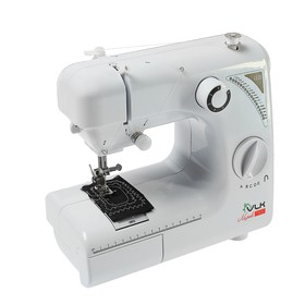Швейная машина VLK Napoli 2400, 19 операций, полуавтомат, белая