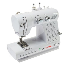 Швейная машина VLK Napoli 2700, 42 операции, адаптер питания 12 В, белая