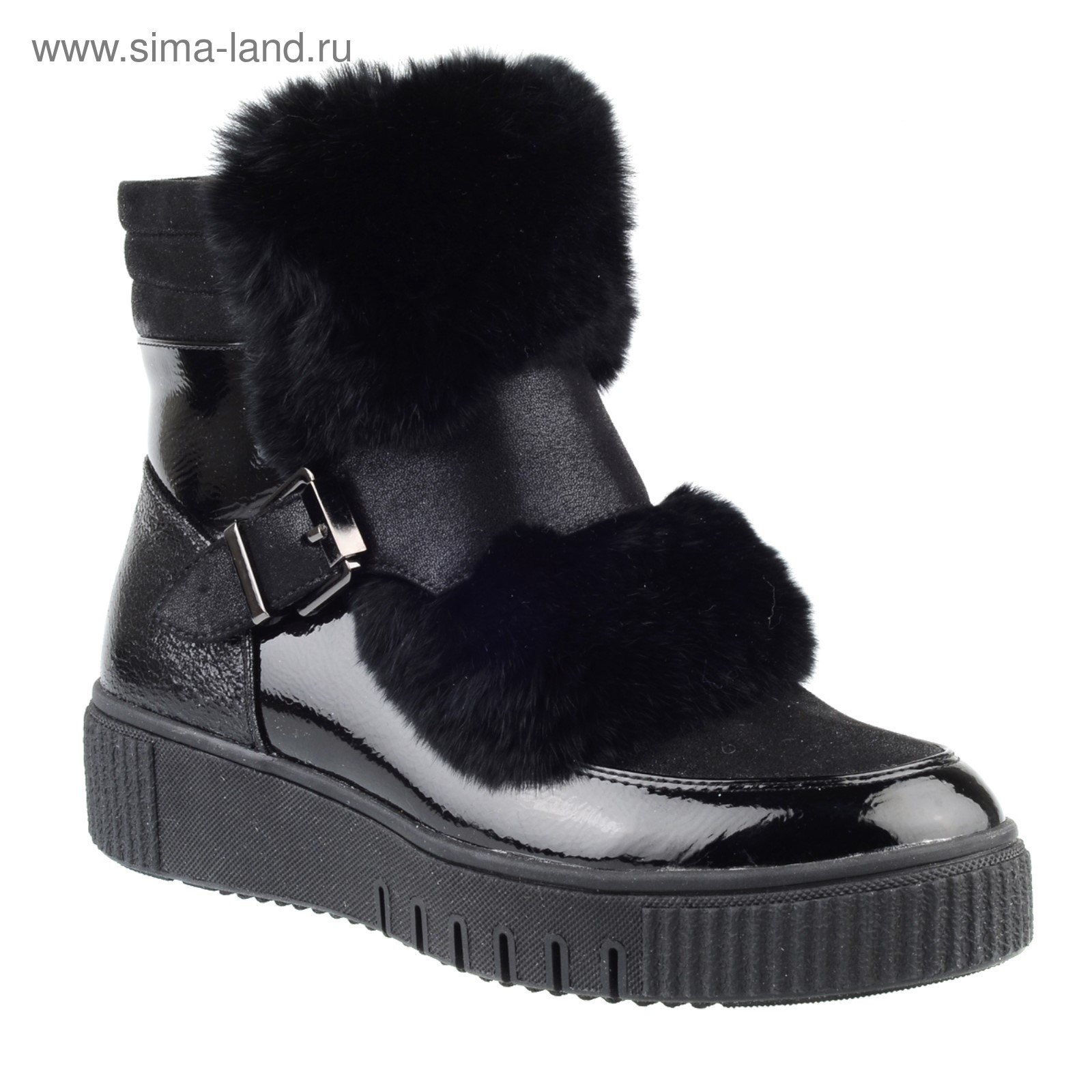 Ботинки зимние для девочки 676736b0da8a5