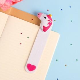 "Soft toy-tab ""Unicorn"""