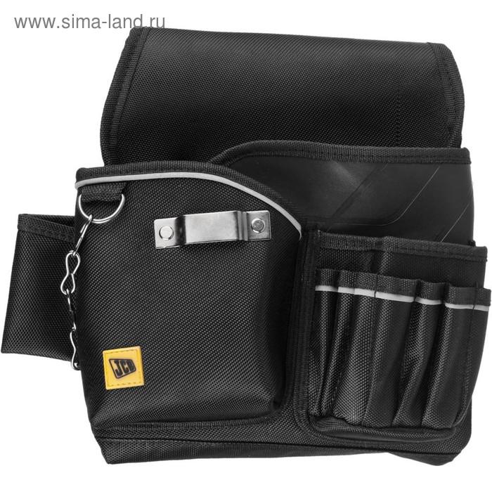 Поясная сумка JCB JSW014, одинарная
