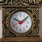"Часы настольные ""Эрато"", цвет золото, 26х11.5х7.5 см - фото 923357"