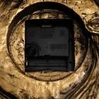 """Часы настольные """"Конь"""", цвет золото, 55х48х22 см, микс - фото 923368"""