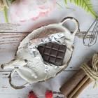 """Молд """"Молочный шоколад"""" 3,5х5 см"""