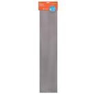 Сетка для защиты радиатора, алюм., яч. 10х4 мм (R10), 100х20 см, черная