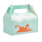 Сундук для сладостей «Котик», 16 × 15 × 9 см - фото 174727387
