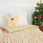 Одеяло Этель «Ёлочка», 1,5-сп., 140 × 205 см, 100 % хлопок, фланель