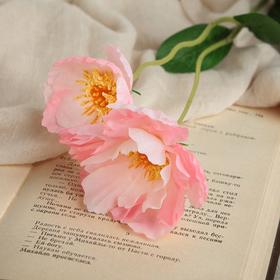 "Artificial flowers ""Purslane"" 8*48 cm, pink"