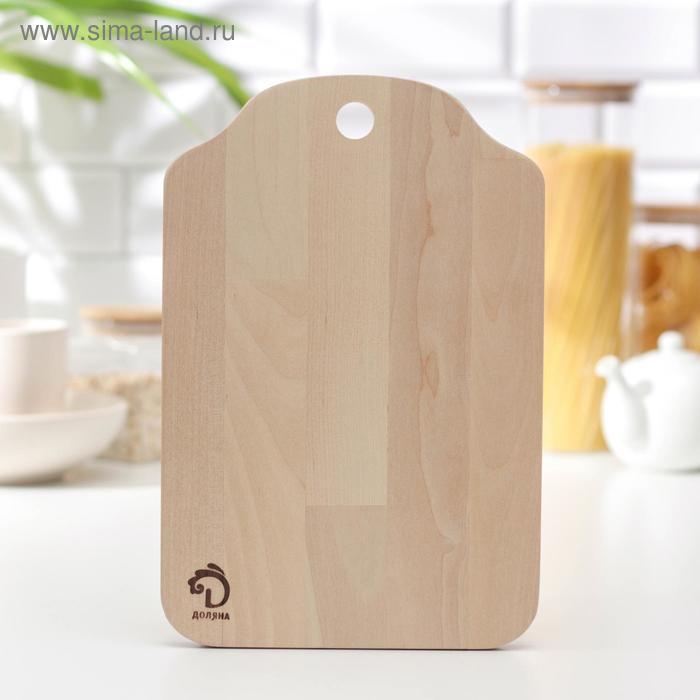 Cutting Board 30×20 cm, birch