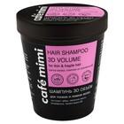 Шампунь Cafe Mimi «3D объём», с экстрактом айвы, для тонких и ломких волос, 220 мл