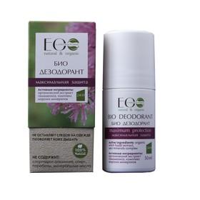 Био-Дезодорант для тела Ecolab максимальная защита, 50 мл